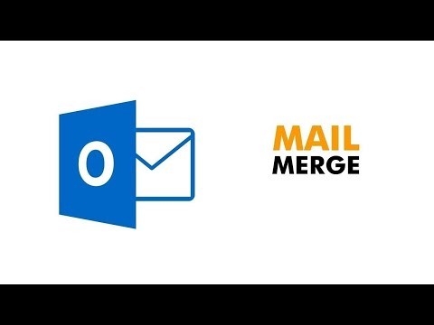 Outlook mail merge tutorial