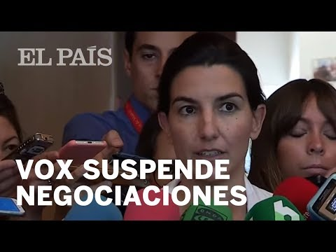 """Xxx Mp4 VOX Suspende La Negociación Autonómica Con El PP En Madrid """"por Incumplimiento"""" Del Pacto En La C 3gp Sex"""