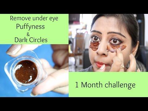 Coffee Under Eye Gel for Dark Circles & Puffy Eyes