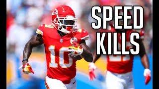 """NFL Best """"Speed Kills""""    HD Part 5"""