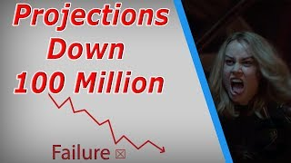 Captain Marvel PLUMMETS 100 Million In Projections! EVERYTHING IS FINE!