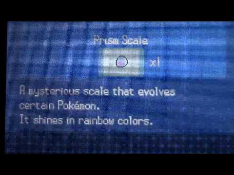 Pokemon White: How to catch Cobalion part 2
