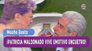 ¡Patricia Maldonado vive emotivo encuentro con vecino de juventud! - Mucho Gusto 2017