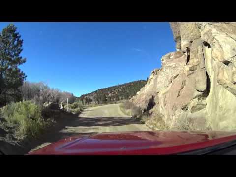 SCENIC DRIVE: Buena Vista, Co 371 | Arkansas River | RAW Video!