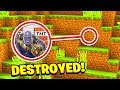 Minecraft We Destroyed Thanos SECRET BASE Ps3Xbox360PS4XboxOnePEMCPE