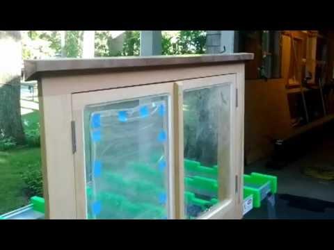 Tree House Window