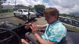Learning to Drive a 1925 Ford Model T Roadster