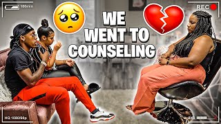 WE HAD A SIT DOWN FOR THE FIRST TIME... SHE BROKE DOWN 💔