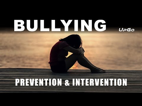 Anti-Bullying, Stop Cyberbullying Program by UpGo |  For Teens, Families & Schools