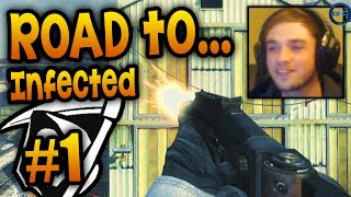 """""""HOLD THE FORT!"""" - Road To - KEM Infected #1 LIVE w/ Ali-A! - (Call of Duty: Ghost Gameplay)"""