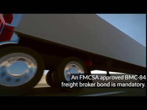 BMC 84 Freight Broker Bonds ~ Surety One, Inc., . . . national surety bond leader!