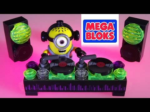 Building: Despicable Me Dance Party MEGA BLOKS