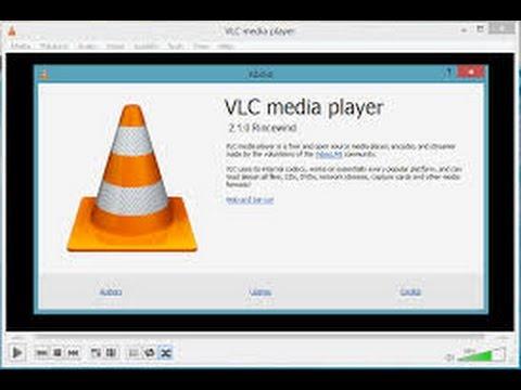Convert & compress video using vlc