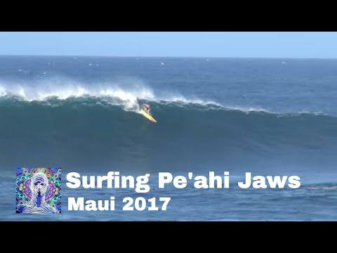 Pe'ahi Jaws Maui 2017