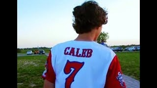 Caleb Logan sent a sign from heaven to his family. // BRATAYLEY