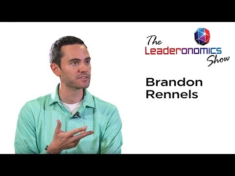 The Leaderonomics Show - Brandon Rennels, Teacher Development Manager at SIYLI