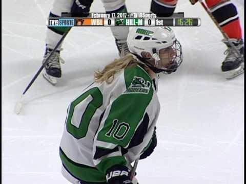 Girls Hockey - Section 4AA Finals - Hill-Murray vs WBL - 2/17/17
