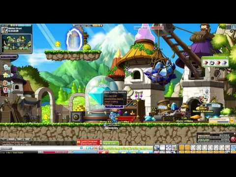 MAPLESTORY 2015 How to make fast mesos