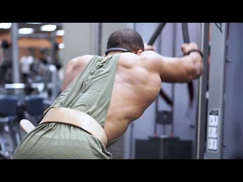 RAW LEAN BULK EPISODE-EP6- BACK WORKOUT OF THE GODS