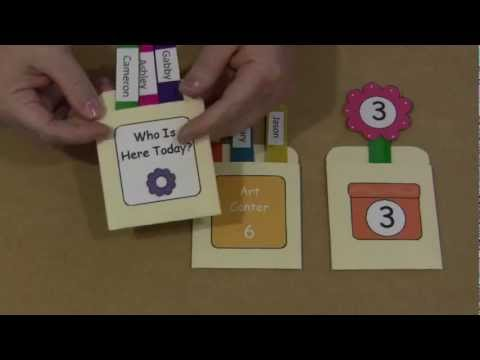 How To Make Library Pockets