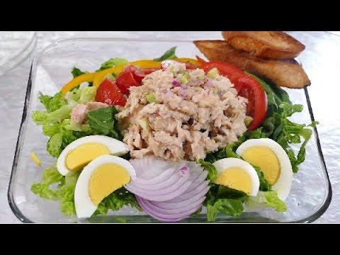 How to Make Tuna Salad Four Ways!