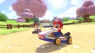 Mario Kart 8 Deluxe - Nintendo Switch | official trailer (2017)