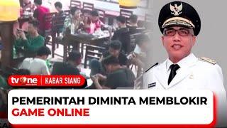 Warga Dukung Gubernur Aceh Soal Larangan Game Online   Kabar Siang tvOne