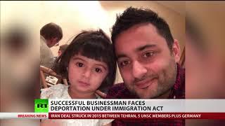 Successful businessman faces deportation under Immigration Act