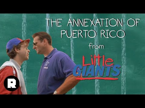 The Annexation of Puerto Rico: 'Little Giants' Definitive Trick Play Explained   The Ringer