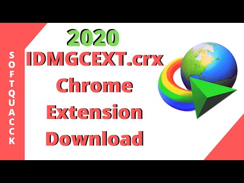 IDMGCExt.crx Chrome Extension Download (Tutorial Added)