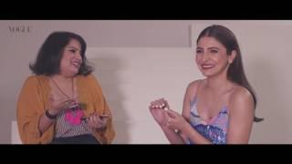 When Mallika Dua met Vogue India cover girl Anushka Sharma