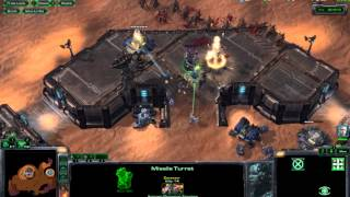 Starcraft 2 - Starship Troopers Op - Survival