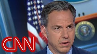 Jake Tapper: Stunning admission by Trump