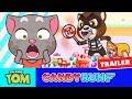 NEW GAME TRAILER! 🍭 Talking Tom Candy Run 🍭