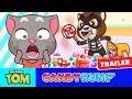 GAME TRAILER 🍭 Talking Tom Candy Run 🍭