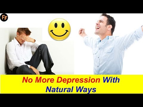 Depression Symptom and Its Treatment - Best Ways To Prevent Depression Naturally