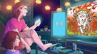 lofi game grumps radio - games to relax/study to pt 2