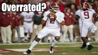 My Rant On Alabama Fans Bashing Jalen Hurts After Losing To Clemson
