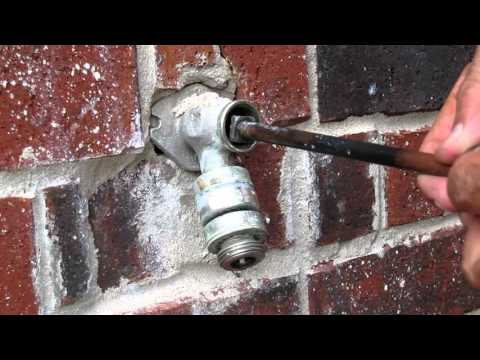 DIY: How To Repair A Leaky Outdoor Faucet