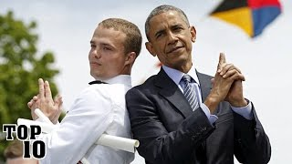 Top 10 Jobs President Obama Will Do Now