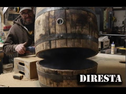 DiResta 68 Whiskey Barrels etc