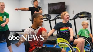 Dancers with disabilities slay in jaw-dropping video