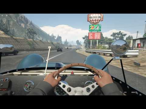GTA 5: Collection Sport Classic Cars - #11 Maserati Type 60 Birdcage RHD-animation