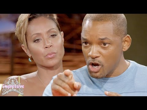Xxx Mp4 Will Smith Puts His Wife Jada In Her Place MUST SEE 3gp Sex