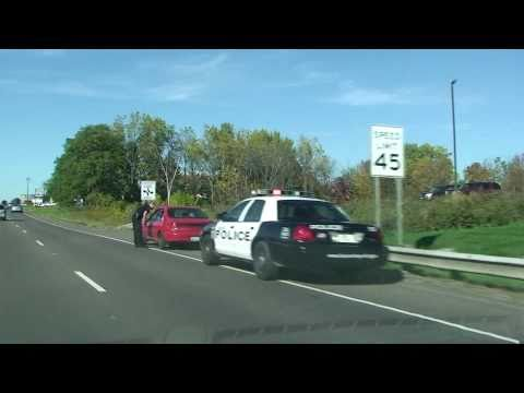 TRAFFIC STOP IN OHIO . IN SONY HD