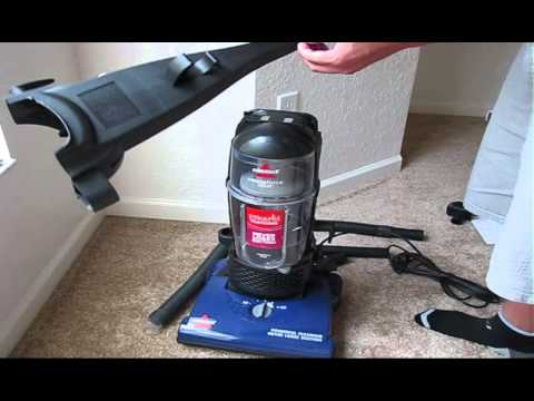 Unboxing and Testing Bissell PowerForce Helix