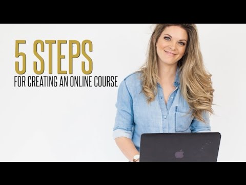 How To Start an Online Course