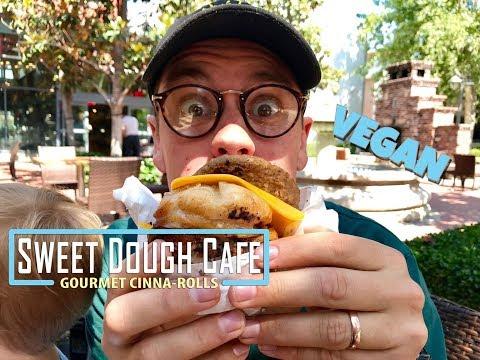 Amazing Vegan Breakfast Sandwich |Victoria Gardens, Rancho Cucamonga, CA|