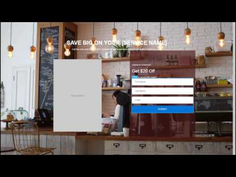 How to Use Infusionsoft's New Landing Pages