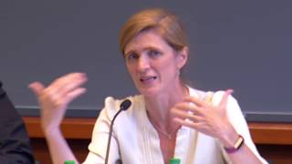 HLS in the World | Samantha Power and Harold Koh